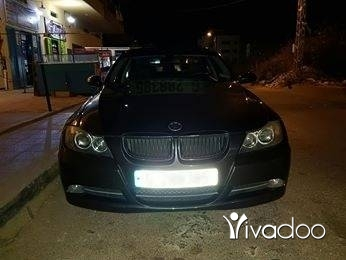 BMW in Tripoli - BM E90 328i model 2008 farsh aswad ndif w siyyara ndife for sale or trade 3ala mercedess