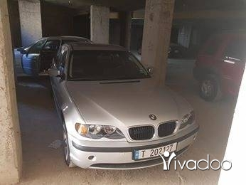 BMW in Tripoli - Bmw 318i model 2004 german origin with navigation