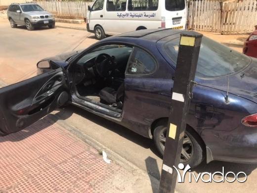 Honda in Jdeidet el-Chouf - هوندايه موديل ٩٨ كتير نضيفه موجوده بل شويفات انقاض السعر ٢٨٠٠ دولار