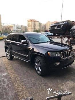 Jeep in Tripoli - 2011 jeep grand cherokee hemi limited lexury
