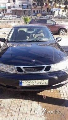 فولكس فاجن في طرابلس - سيارة Saab فولفو موديل 2002 انقاض اوتوماتيك فول اوبشن كهربا ومركزي 4 سليندر سيارة نضيفة