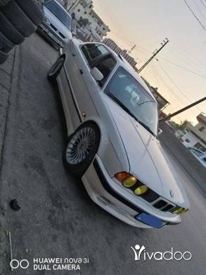 BMW in Akkar el-Atika - 525 model 89 ac teleji fat7a