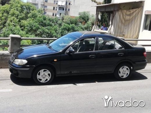 Nissan in Port of Beirut - Nissan sunny 2003 automatic
