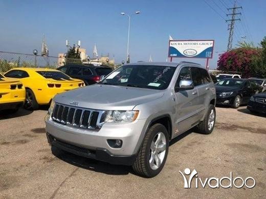 Jeep in Tripoli - Grand Cherokee