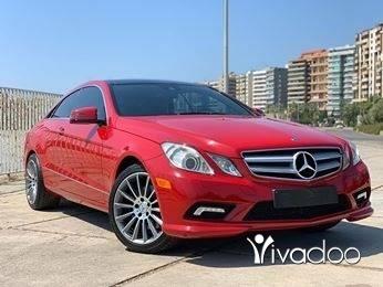 Mercedes-Benz in Tripoli - Mercedes E350 ajnabiye 43000mile