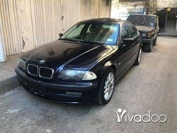 BMW dans Tripoli - BMW 330 i Model 2001 Full Options Ankad