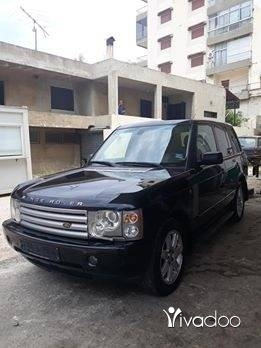 Rover in Zgharta - Range rover vogue hse 2005 .