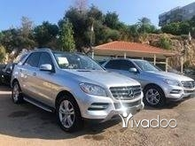 Mercedes-Benz in Al Mahatra - Mercedes ML350 4Matic 2012 Silver