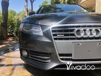 Subaru in Baabdat - AUDI A4 2012 2.0T turbo black on black