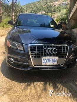 Audi dans Tripoli - Audi Q5 2.0T 2012 (((S-Line)))