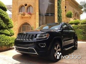 Jeep in Haret Hreik - Laredo