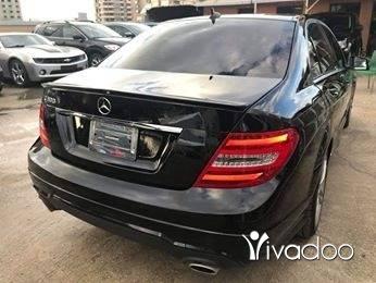 مرسيدس بنز في طرابلس - Mercedes c300