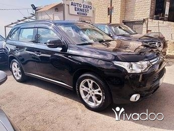 Mitsubishi in Mtaileb - Outlander mod 2014 masdar shirki 4 cylinders plzcall