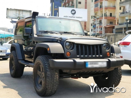 Jeep in Beirut City - 2009 Wrangler (Final)