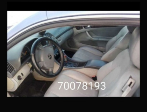 Mercedes-Benz in Other - مرسيدس CLK 230
