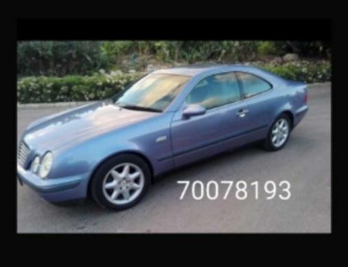 Mercedes-Benz in Achrafieh - للبيع مرسيدس بنز 230