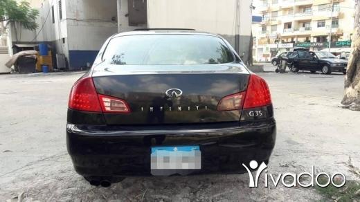 Infiniti in Beirut City - G35 4 bawab model 2004 s