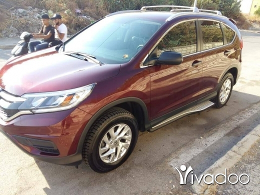 Honda in Beirut City - Crv model 2015 LX/ 4 wheel/ wassel jdid