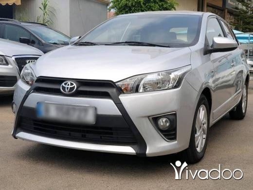 Toyota in Beirut City - 2015 Toyota Yaris (Final Price)