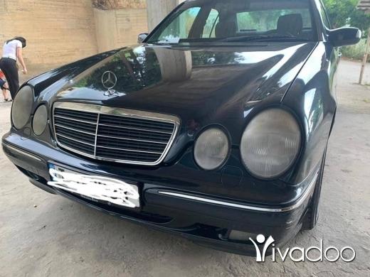 Mercedes-Benz in Beirut City - E320; Model 97