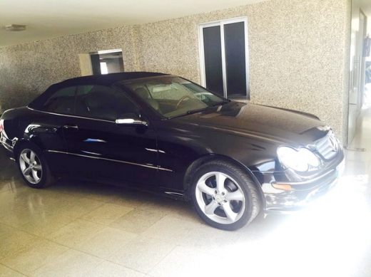 Mercedes-Benz in Hazmieh - for sale MB CLK 320 Model 2004