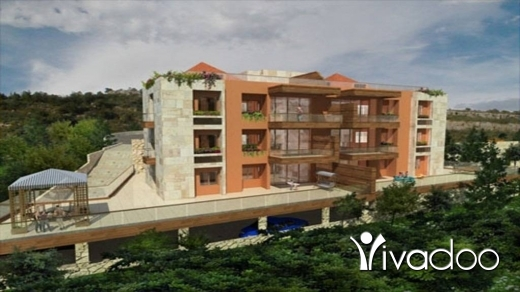Apartments in Blat - Apartment for Sale Blat Jbeil Duplexe Area 284Sqm and 70 Sqm