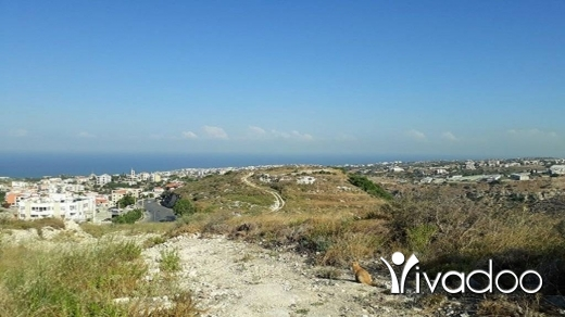 Land in Hboub - Land for sale Hboub Jbeil Area 790Sqm Zone 20-40% h10