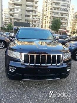 Jeep in Tripoli - jeep Cherokee laredo model 2011