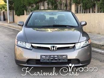 Honda in Tripoli - Honda Civic EX
