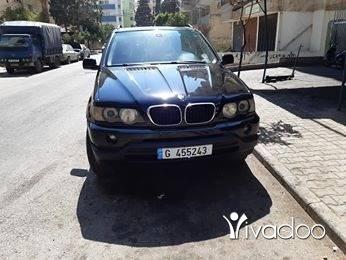 BMW in Abou Samra - X5