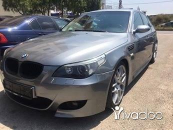 BMW in Majd Laya - BMW 525i mod 2005 look M full option