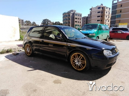 Volkswagen in Tripoli - Golf