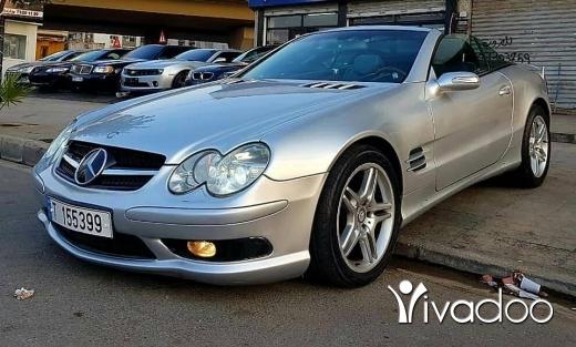 Mercedes-Benz in Port of Beirut - للبيع او المقايضة