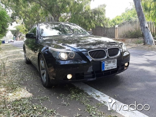 BMW in Beirut City - BMW 530I 2006