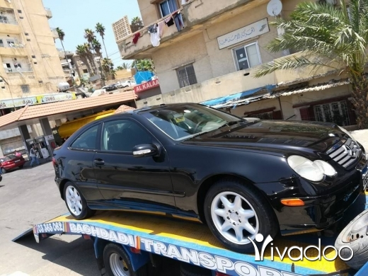 Mercedes-Benz in Saida - For sale marcides c230 medale 2003