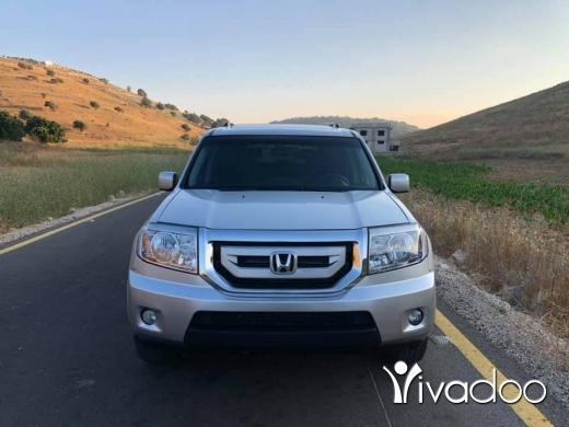 Honda in Nabatyeh - Honda Pilot
