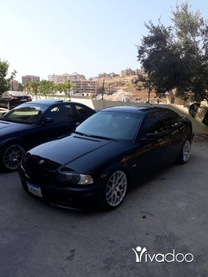 BMW in Port of Beirut - سيارت