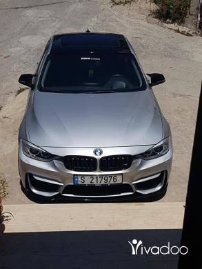BMW in Beirut City -  BMW f30 328 201