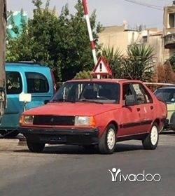 Renault in Tripoli - renault 18 mod 84 ankad