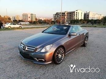 Mercedes-Benz in Tripoli - Mercedes-Benz E350 2011