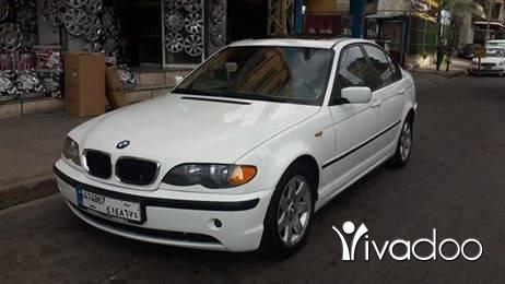 BMW in Tripoli - bmw 325 2002 fool