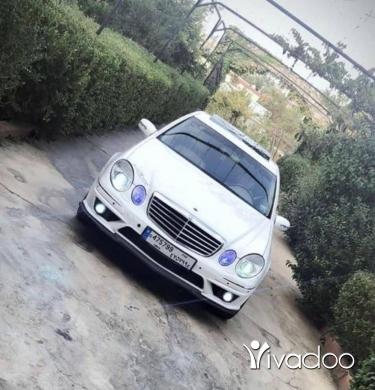 Mercedes-Benz in Beirut City - Mercedes E 320