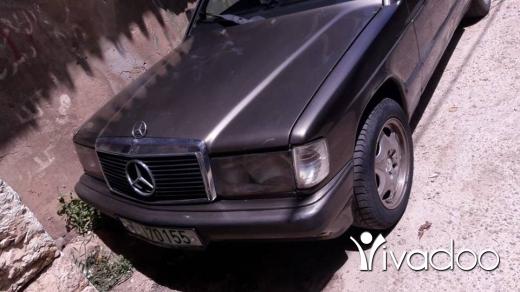 Mercedes-Benz in Al Beddaoui - ١٩٠ مفولة بنزين وغازحديث