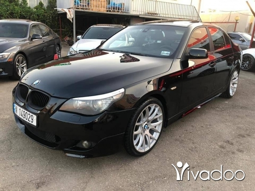 BMW in Beirut City - 525 model 2006
