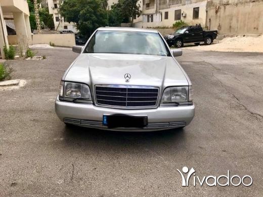 Mercedes-Benz in Saida - Mercedes 300SEL