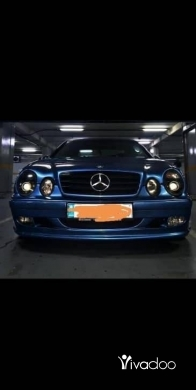 Mercedes-Benz in Ghaziyeh - Clk 230 kompressor