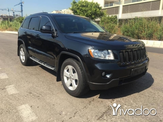 Jeep in Port of Beirut - Grand Cherokee 2012