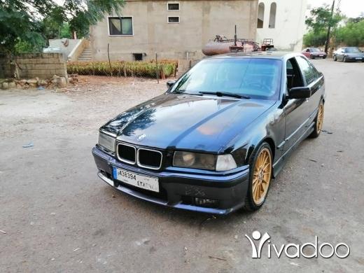 BMW in Beirut City - Boy 325