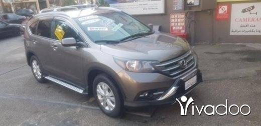 Honda in Tripoli - CRV EX 4X4 2012 FULL LUXURY