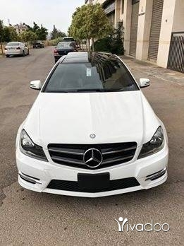 Mercedes-Benz in Hazmieh - Mercedes C250 Coupe 2014